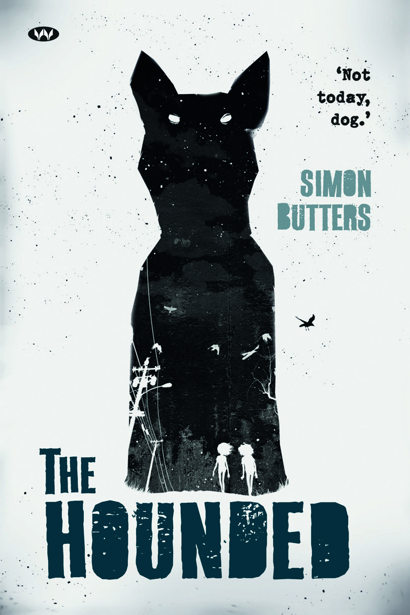 The Hounded cover
