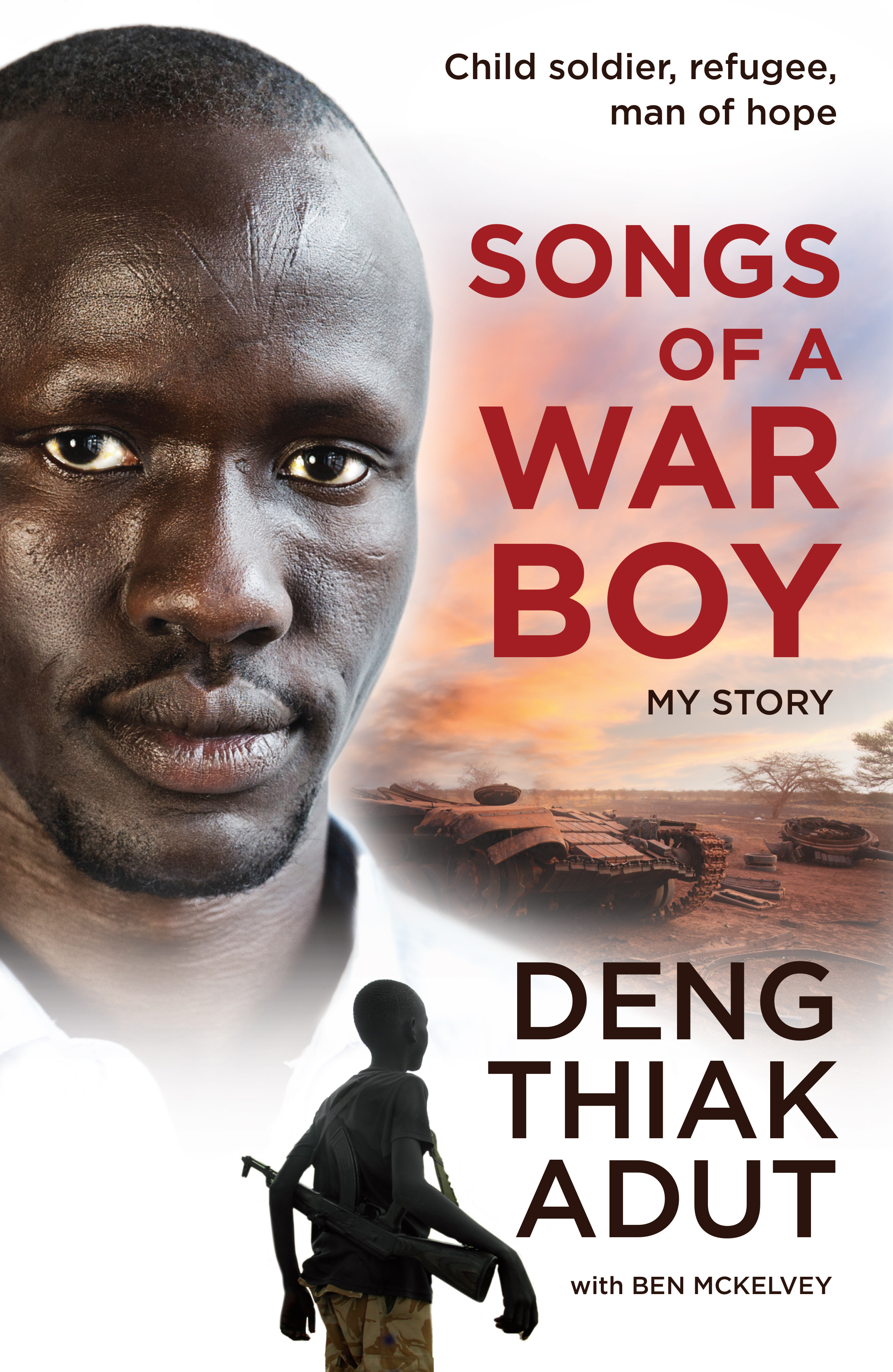 Songs of a War Boy cover