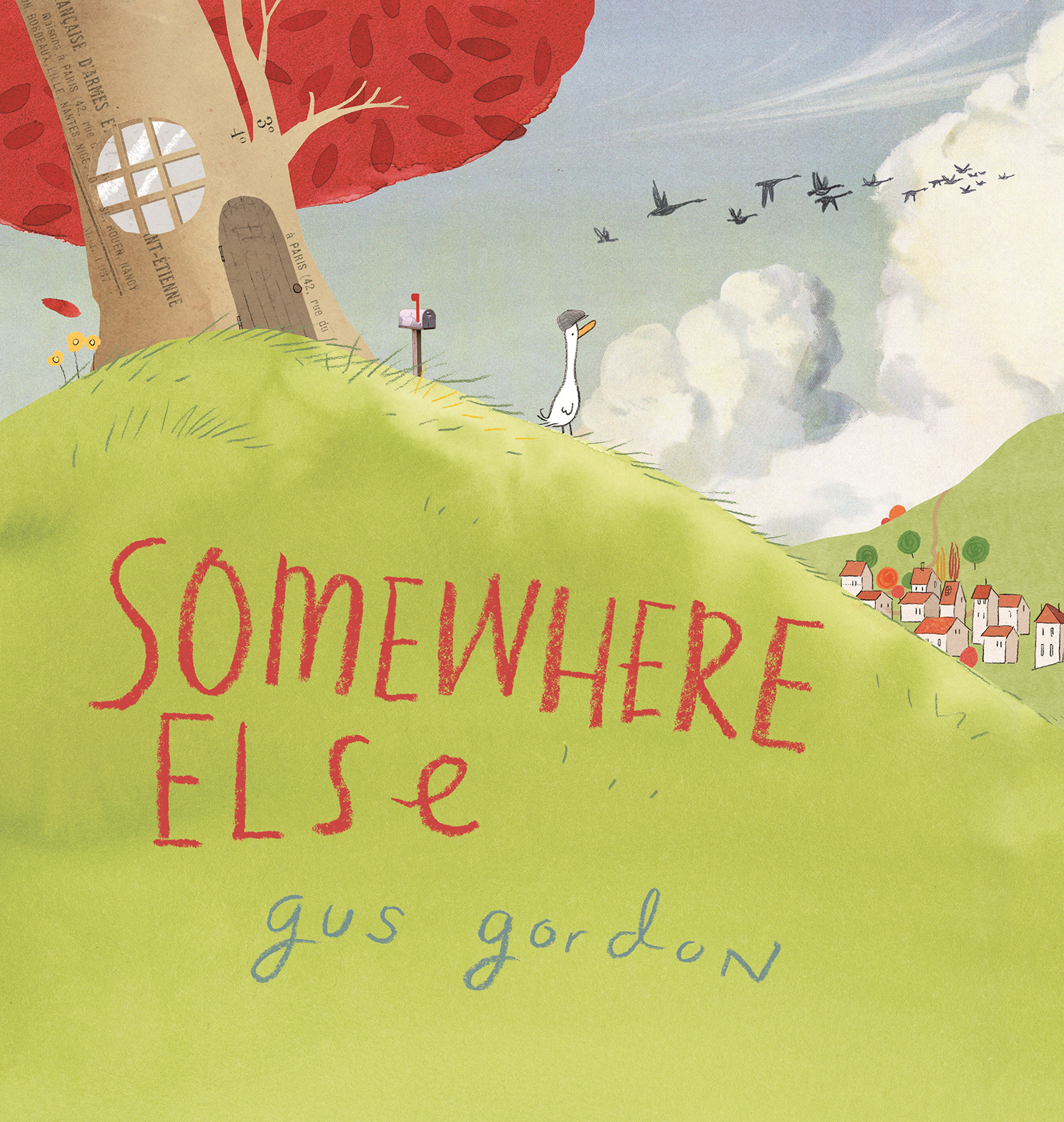Somewhere Else cover