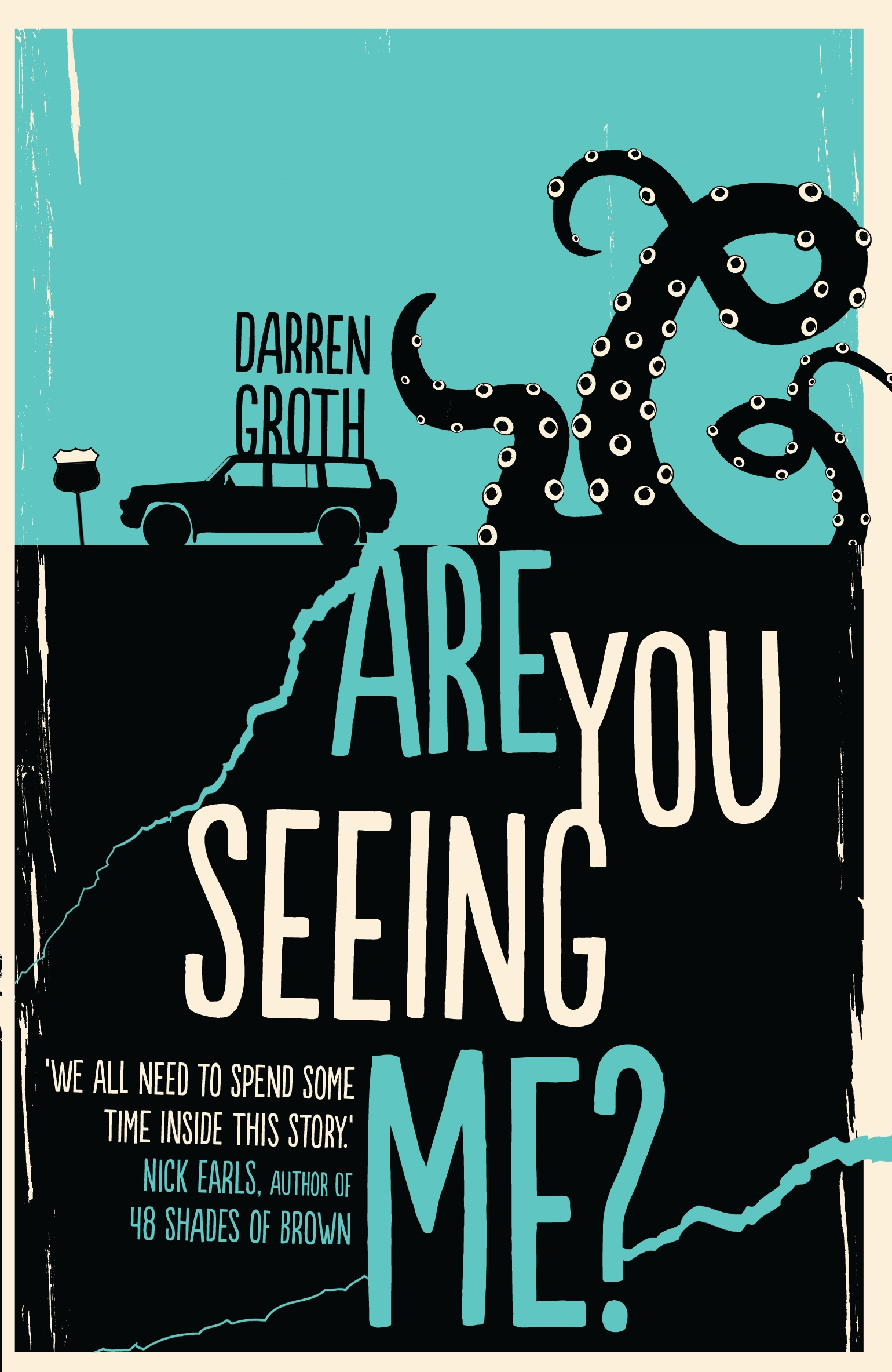 Are You Seeing Me? cover