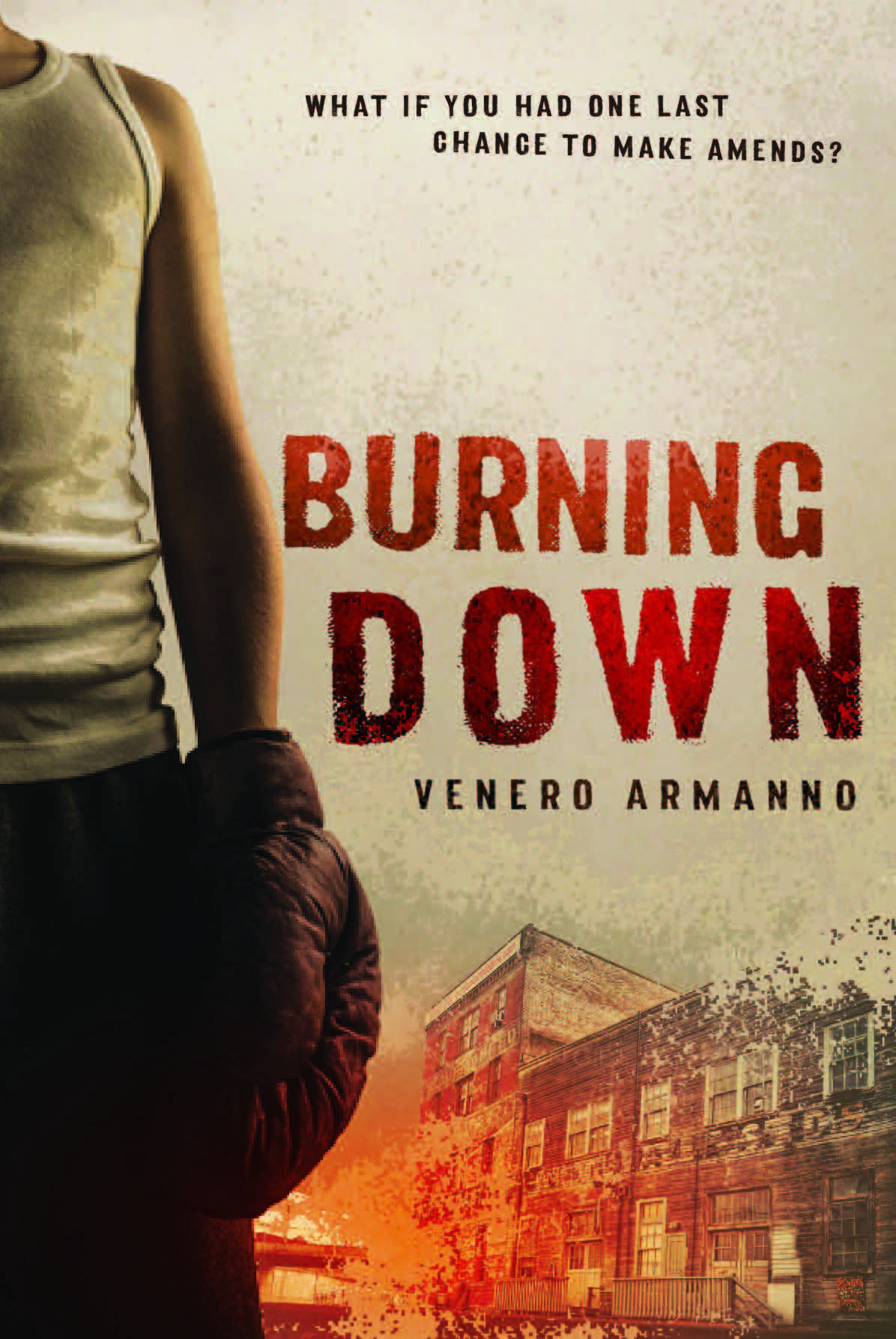 Burning Down - cover